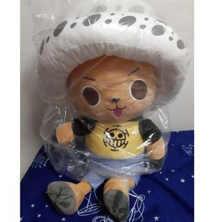 One Piece Chopper plush toy 100cm @ $20 (discount for self collection at Sembawang mrt)