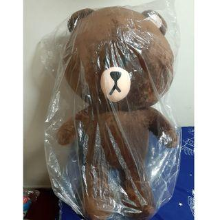 Line bear plush toy 100cm @ $20 (discount for self collection at Sembawang mrt)