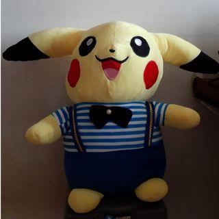 Pikachu plush toy 120cm @ $20 (discount for self collection at Sembawang mrt)