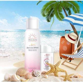Sunscreen Protective Spray