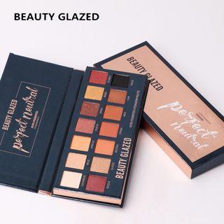 Beauty Glazed 14 Colors Eyeshadow Palette