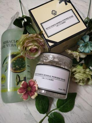 acne skin solution with free gift