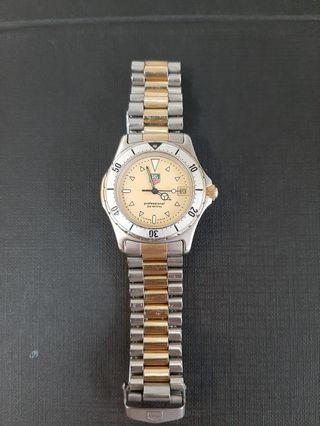 Tag Heuer Professional Two Toned Unisex
