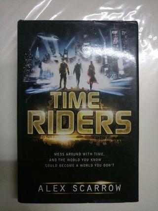 Time Raiders Novel - Hardback