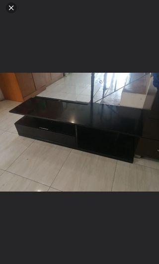 TV CONSOLE CUM COFFEE TABLE