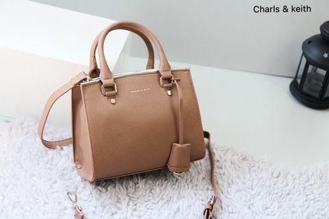 Charles & Keith top handle bag Rm78 free pos seluruh malaysia