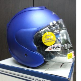 ARAI RAM4 FLAT BLUE