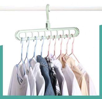 Clothes Magic Multipurpose Hanger