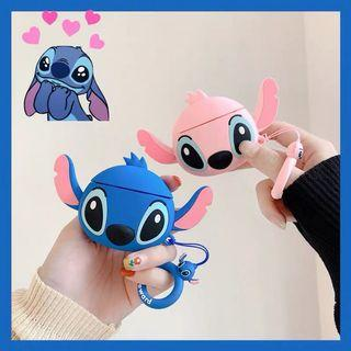 [PO] Stitch and Angel AirPods Casing