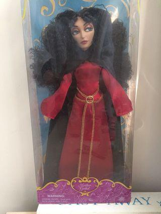 Barbie Mother Gothel from Tangled