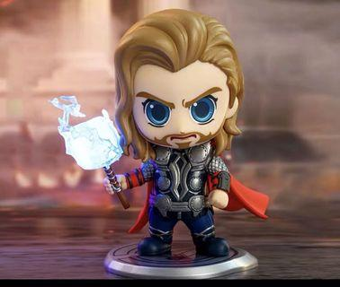 hottoys cosbaby thor 雷神