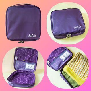 🚚 dUCk Scarf Bag - Purple (Instock)