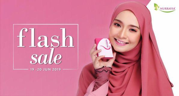 FLASH SALE! Nurraysa Collagen Soap