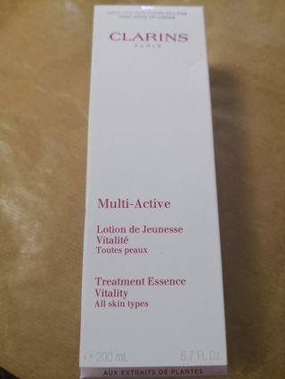Clarins Multi-Active Treatment Essence Vitality