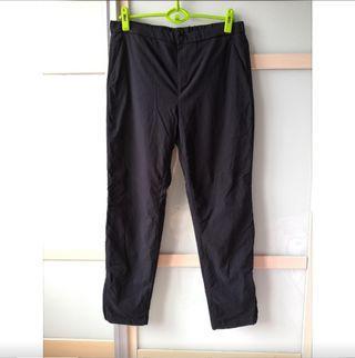 Uniqlo Blocktech Warm Lined Pants #Carouselland