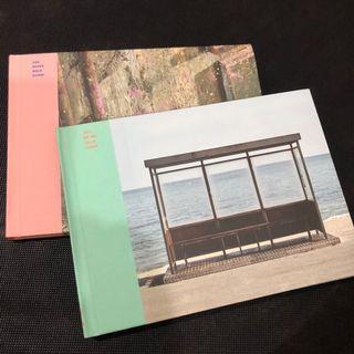 🚚 bts YNWA albums