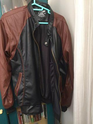 Local Brand Leather Jacket