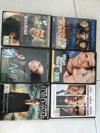 🚚 English DVD Movies