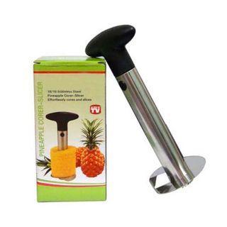 (清貨) 開菠蘿器 全新 不锈鋼 廚房用品 pineappler corer slicer 去芯器