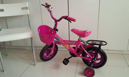 Bicycle for Kids - Girl