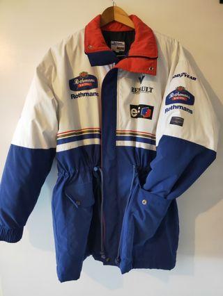 Vintage Rothmans 1995-1996 Winter Racing Jacket
