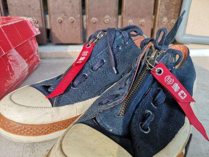 Converse Chuck Taylor First String 70s x Undefeated x Clot