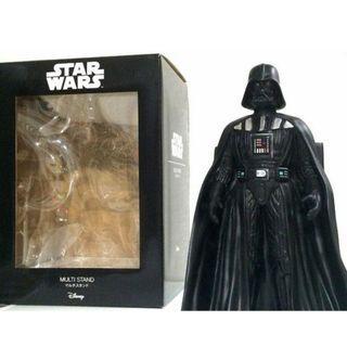 (清貨) 日本直送 星球大戰 Star Wars Disney 迪士尼 黑武士 SunArt Darth Vader 多用途 擺設 裝飾 電話座 phone stand #PT-SAN25332