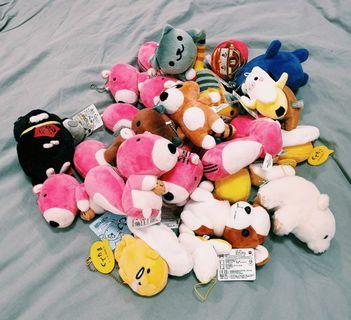 Soft Toys Plushies Clearance