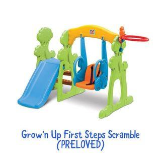 Grow N Up First Steps Scramble and Slide