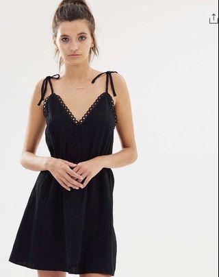 BNWT Dazie black dress
