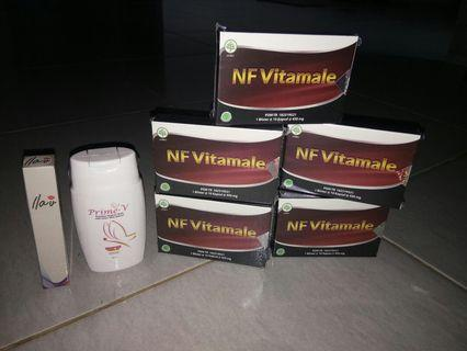 NF VITAMALE OBATK KUAT HERBAL