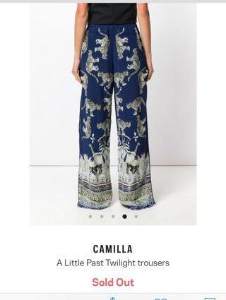 Camilla pants