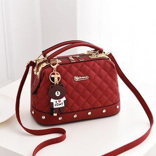 Doctor Bag Stylish Import (RED)