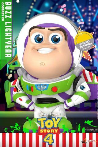 Hot Toys Toy Story 4 Buzz Lightyear Eyeball Rotation Function Cosbaby MISB
