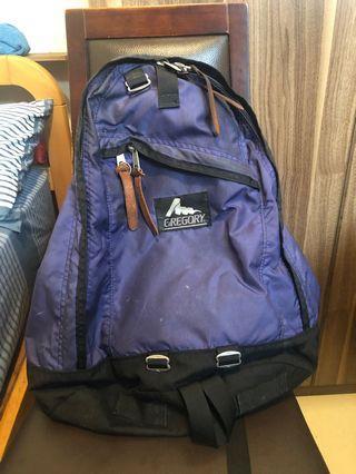 Gregory Backpack purple