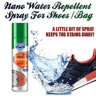 NANO WATER REPELLENT SPRAY FOR BAG SHOES