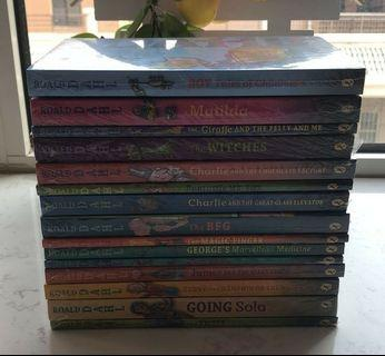 Roald Dahl 15 Books Complete Collection Book