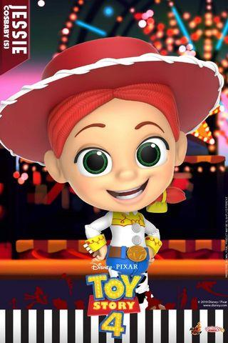 Hot Toys Toy Story 4 Jessie Cosbaby MISB