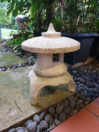 Zen Lampu Jepun for Balinese Garden or a Japanese Zen look