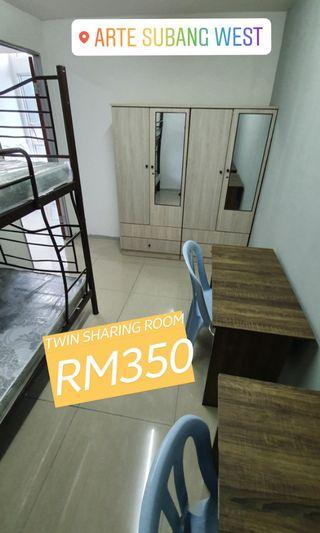 ROOM FOR RENT IN SEKSYEN 13, SHAH ALAM