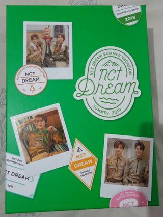 🚚 [SHARE] NCT DREAM SUMMER VACATION KIT
