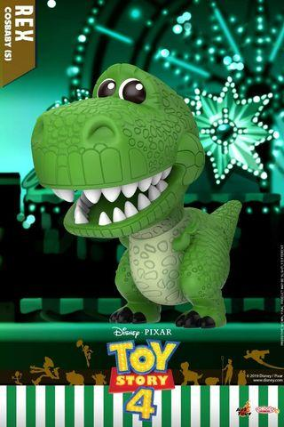 Hot Toys Toy Story 4 Rex Cosbaby MISB