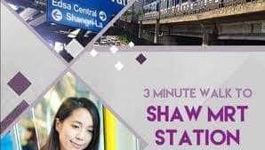 Affordable pre selling condo with 5% discount rent to own condo at mandaluyong the paddington place nr shaw boulevard, wack wack, starmall, sm megamall, greenfield district,