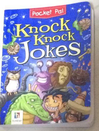 🚚 Knock knock jokes booklet
