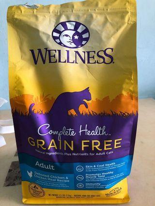 Wellness complete free grain chicken