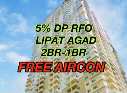 Affordable Studio-1br-2br condo at cubao with 5%discount and 5% Down Payment - Rent To Own Condo At Manhattan Garden City Starts At Near Araneta Center, Alimall, Aurora Boulevard, Santolan, Eastwood