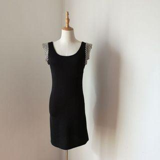 BNWT - Short Black Dress