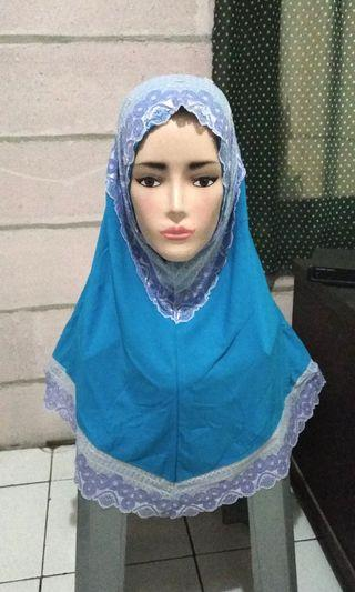 Jilbab Instan, baru