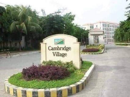 RUSH LIPAT RFO UNIT at Cambridge Village With Big Discount at 8% Rent To Own CONDO Near Eastbank Road, CAINTA, Rizal, PASIG, TAGUIG, MAKATI, Mandaluyong, ANTIPOLO, Marikina, Quezon City.