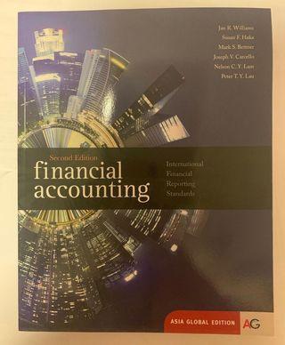 全新Financial Accounting書